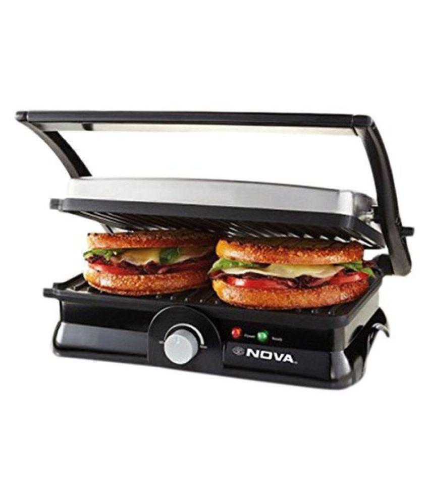 Nova 2451 2000 Watts Contact Grill