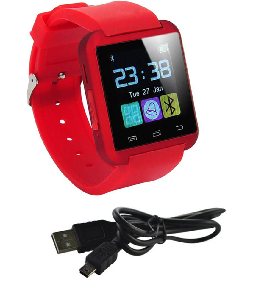 AKIRA zenflaser Watch Phones Red