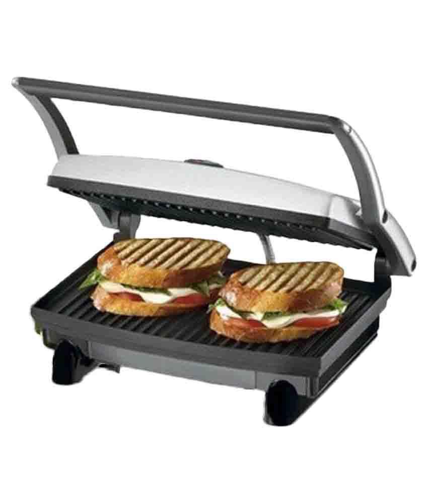 Nova NSG-2439 Panni Grill 2 Slice Sandwich Maker