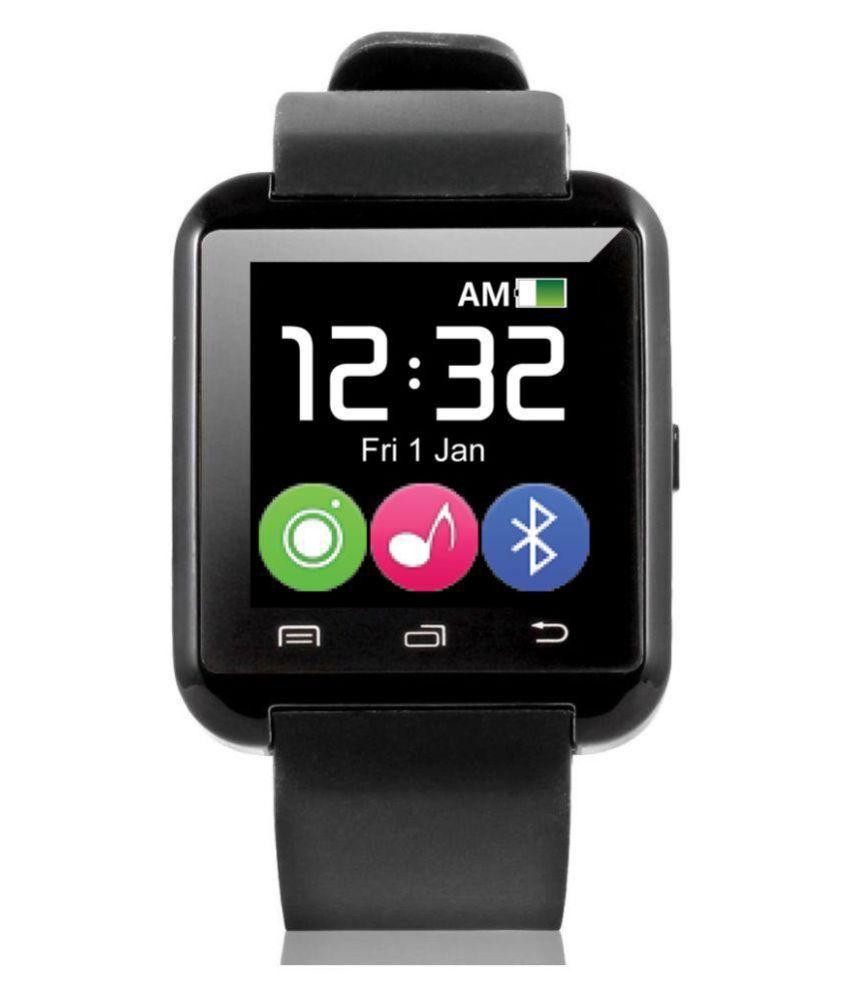 SYL PLUS (m8 eye) Smart Watches Black