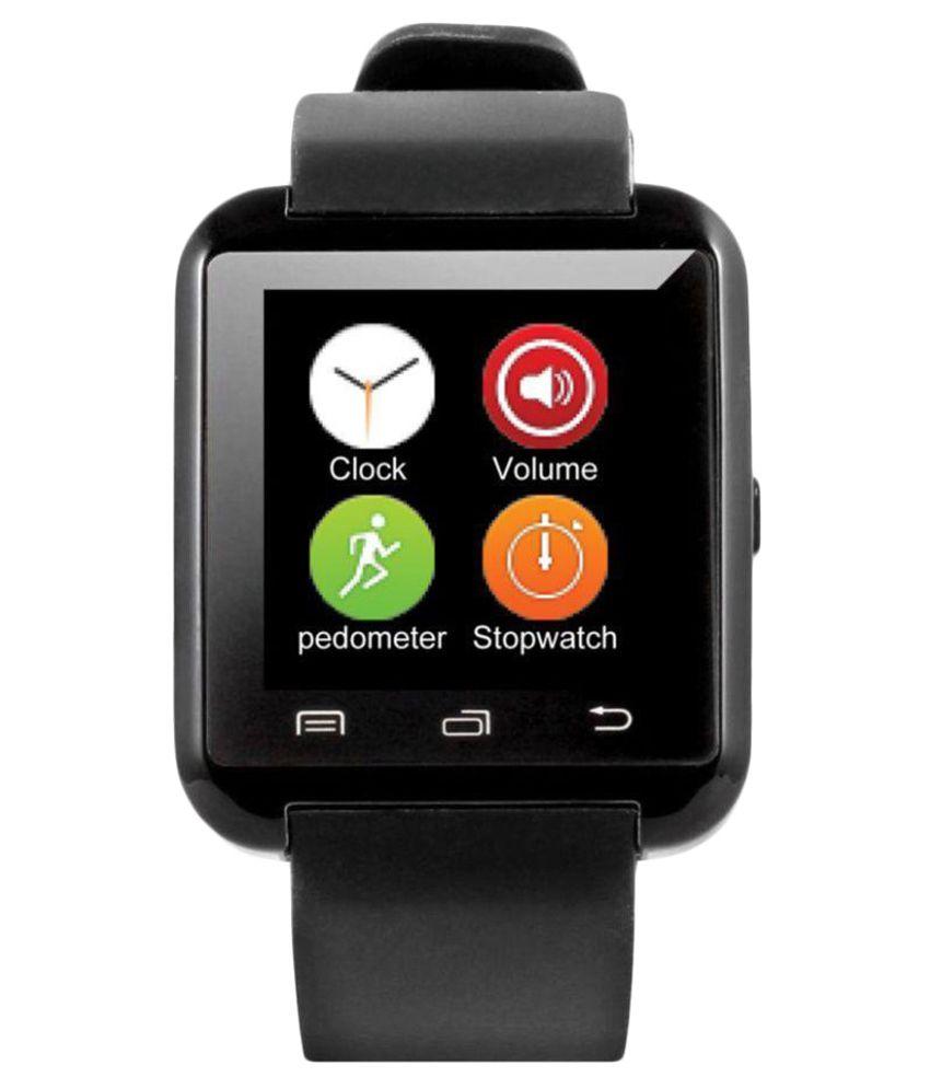 AKIRA 3 Smart Watches Black