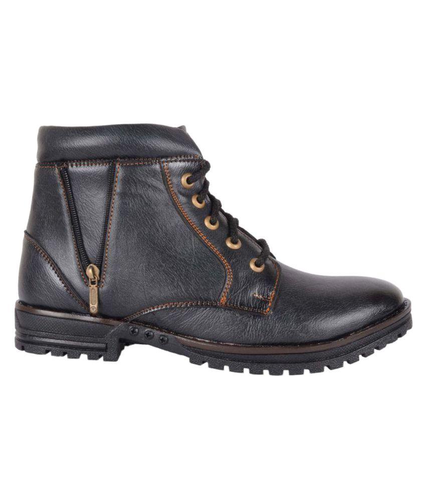 Katco Black Party Boot