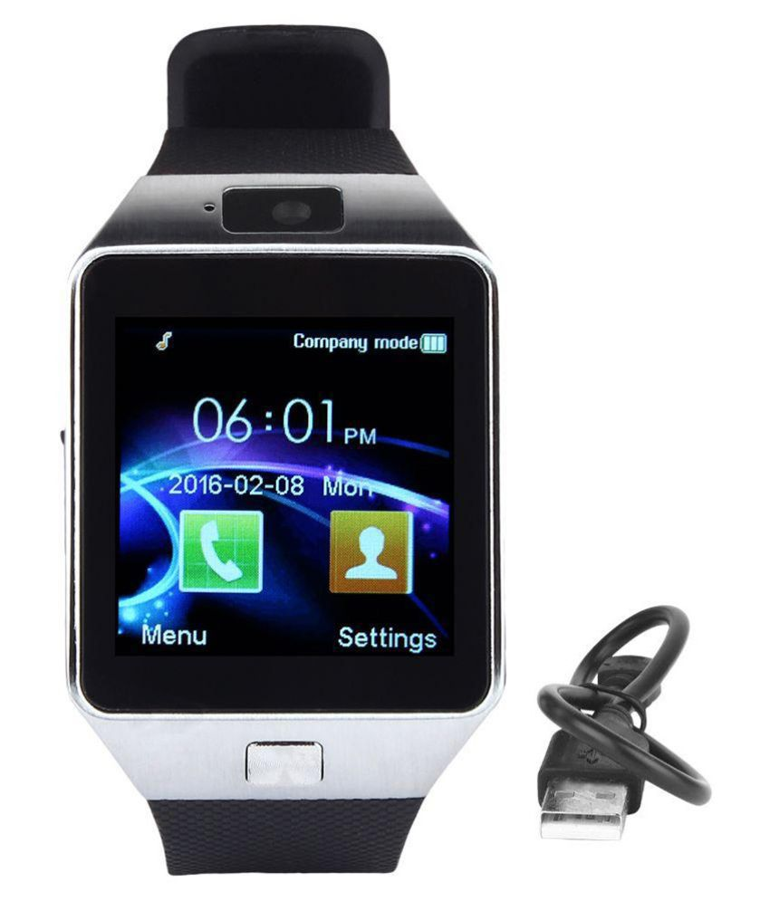 Incell q5 Smart Watches Silver
