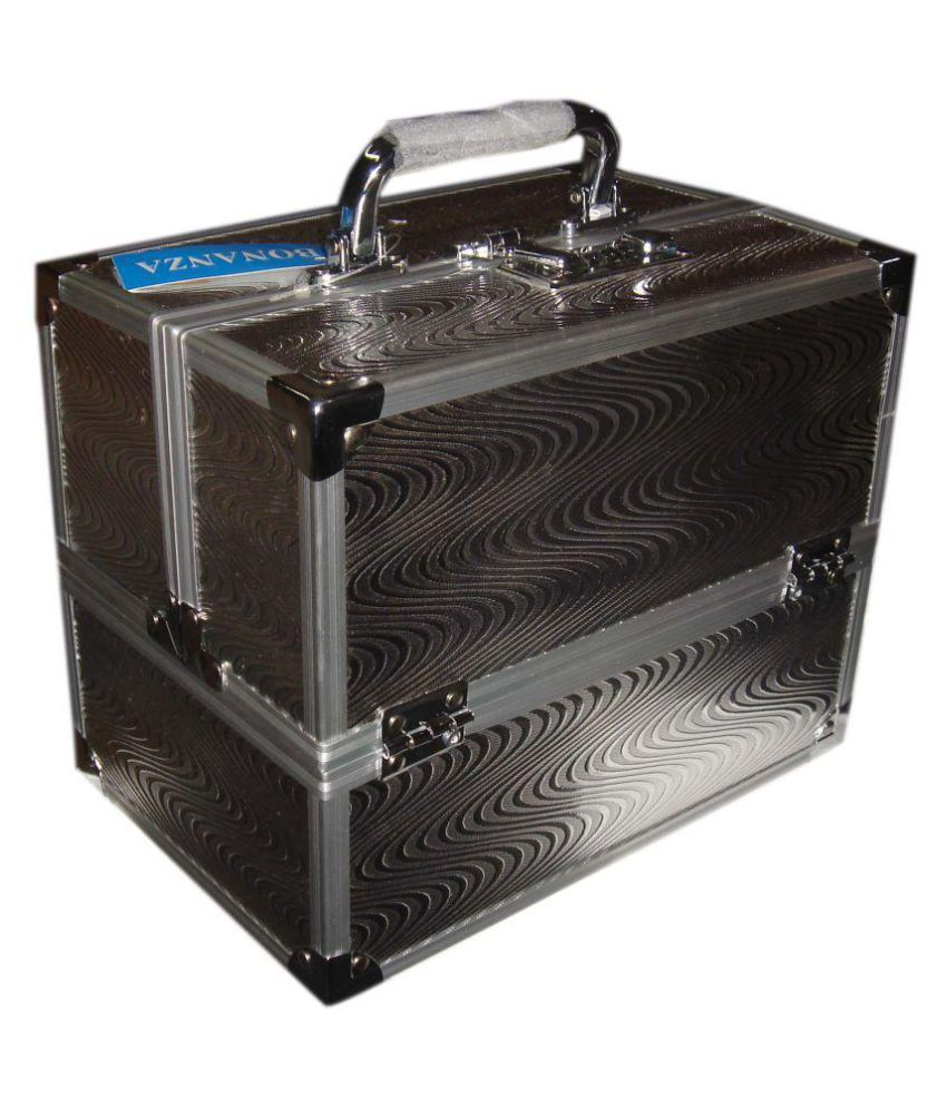 Bonanza Silver Jewellery Box