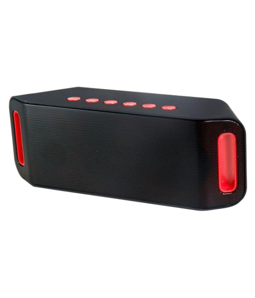 d6996639618 Varni S204 Bluetooth Speaker - Black - Buy Varni S204 Bluetooth Speaker -  Black Online at Best Prices in India on Snapdeal
