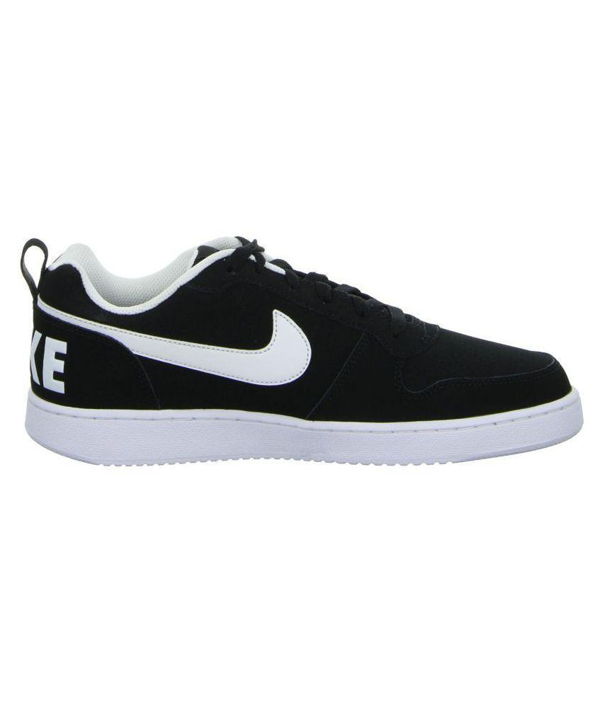 2fd57bcf067 Nike Court Borough Low Sneakers Black Casual Shoes - Buy Nike Court ...