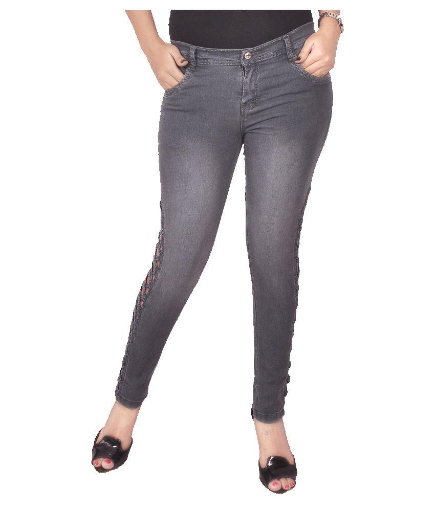 Broadstar Denim Lycra Jeans