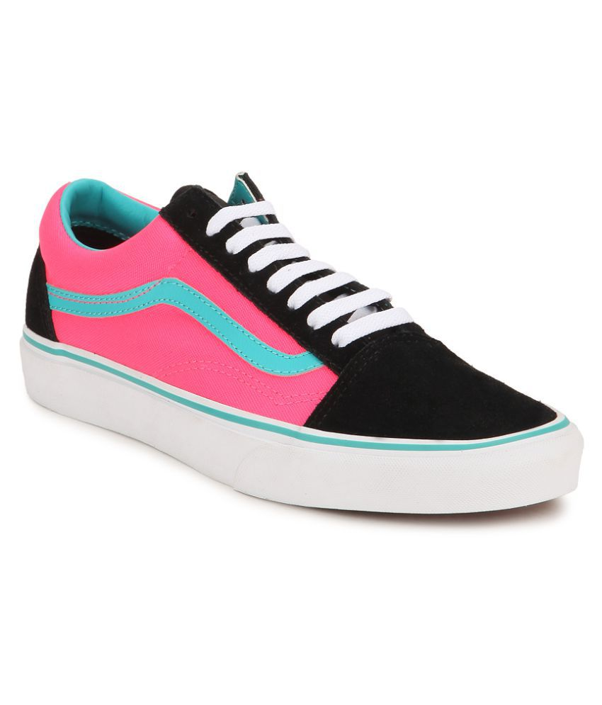 21791f91fb2e Vans Old Skool Sneakers Multi Color Casual Shoes - Buy Vans Old Skool  Sneakers Multi Color Casual Shoes Online at Best Prices in India on Snapdeal