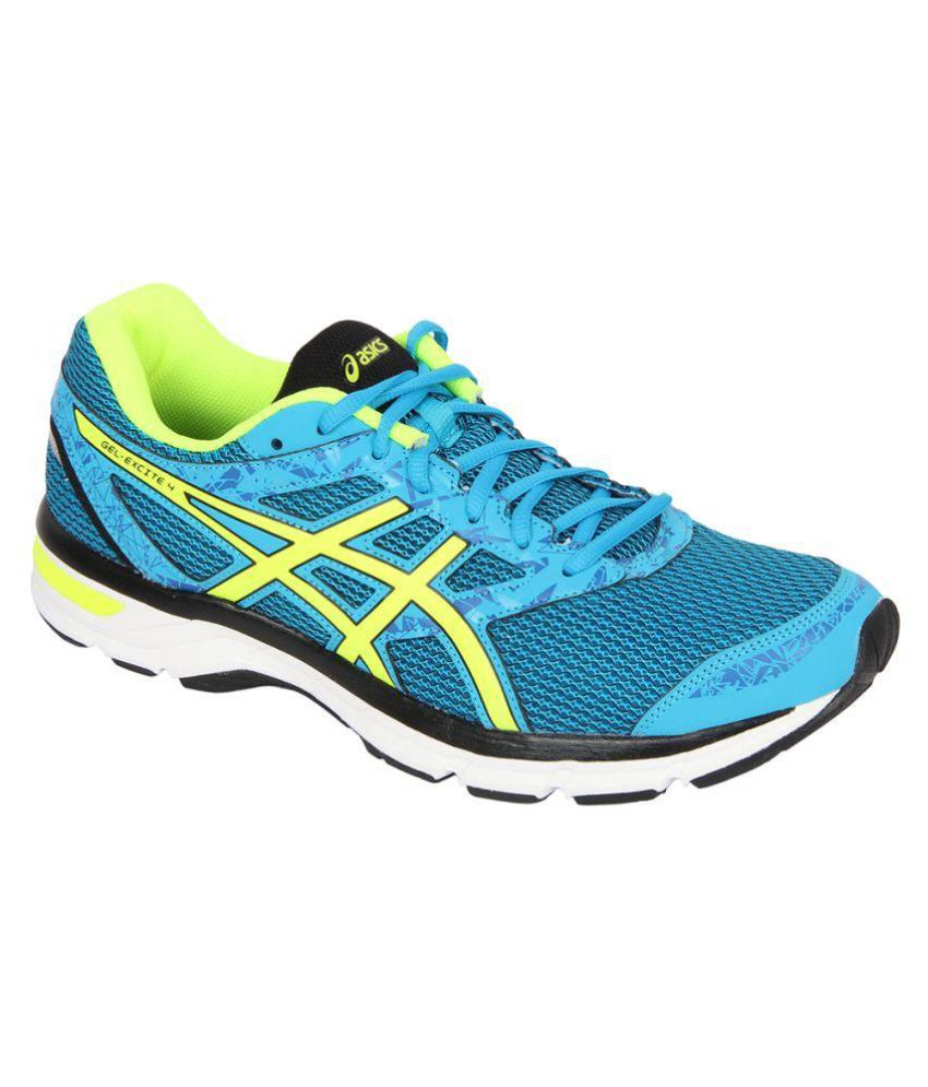 Asics Gel-Excite 4 Blue Running Shoes - Buy Asics Gel-Excite 4 Blue Running  Shoes Online at Best Prices in India on Snapdeal f4b6fae0e8f75
