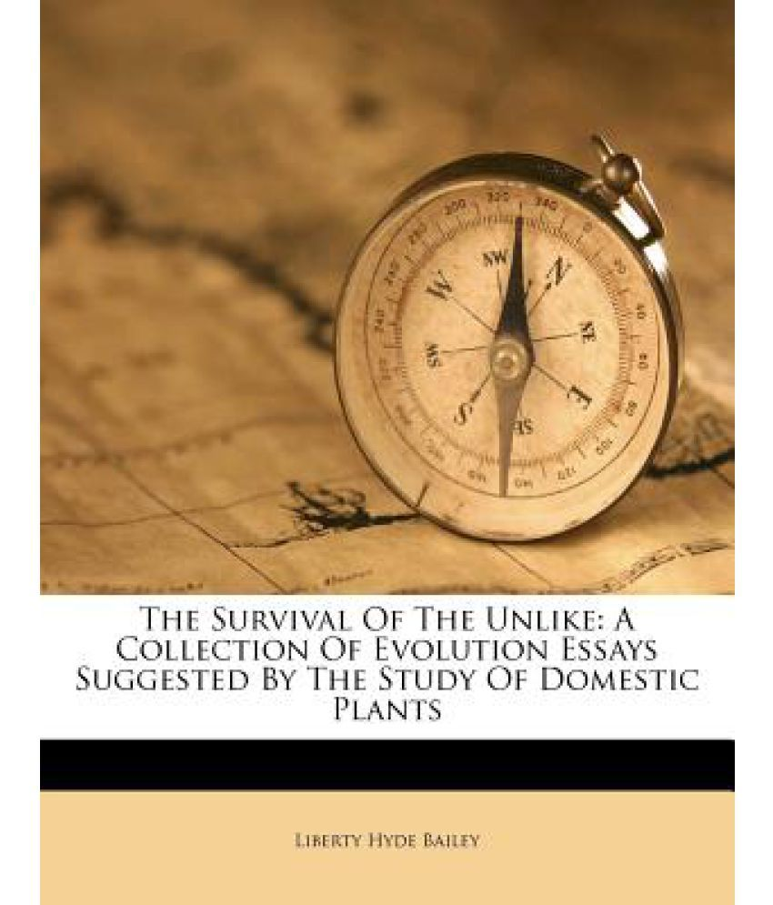 evolution essays doorway the survival of the unlike a collection of evolution essays