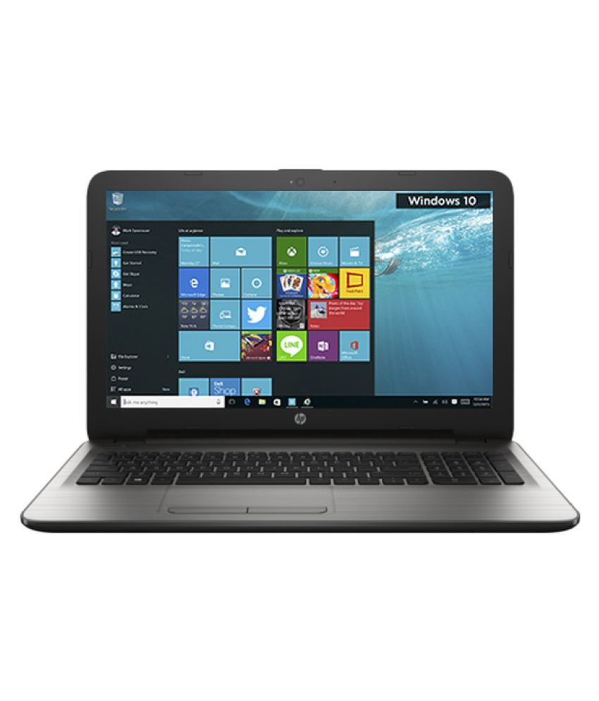 hp 15 ay523tu notebook 5th gen intel core i3 4gb ram 500gb hdd windows 10. Black Bedroom Furniture Sets. Home Design Ideas