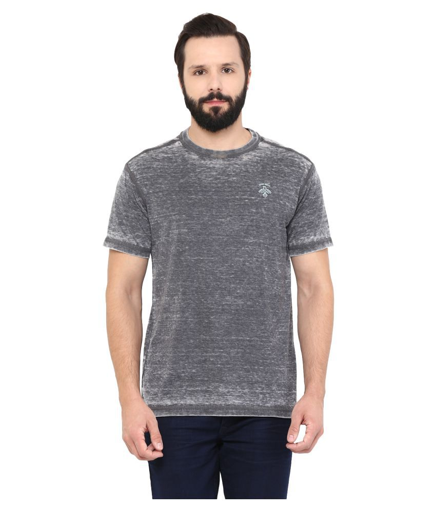Grain Grey Round T-Shirt