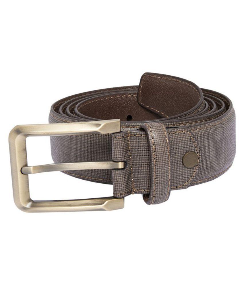 Park Avenue Multi Leather Casual Belts