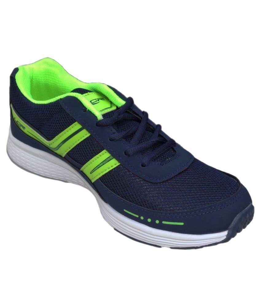 Lancer Blue Running Shoes