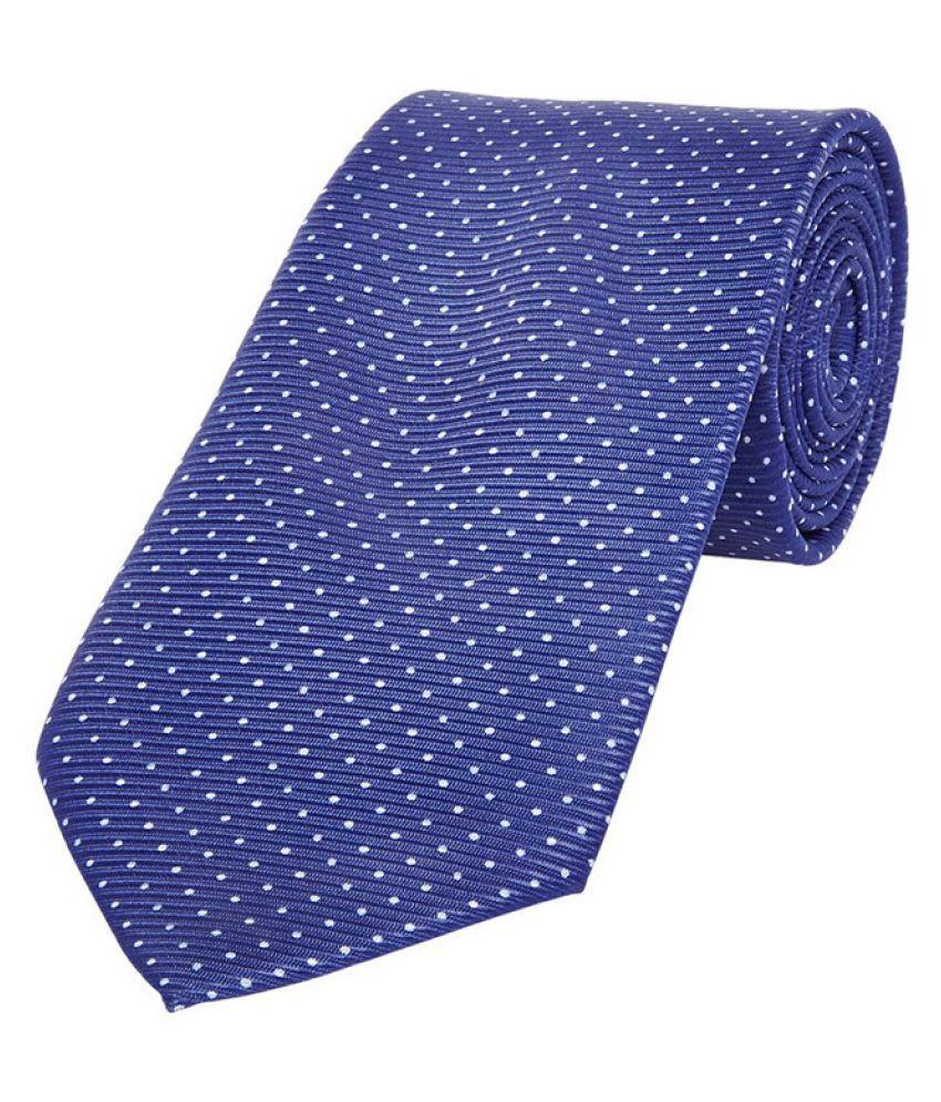 Park Avenue Blue Formal Necktie