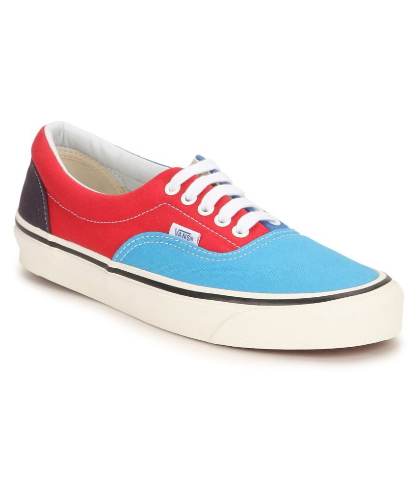 Vans Era 95 Reissue Sneakers Multi Color Casual Shoes ...