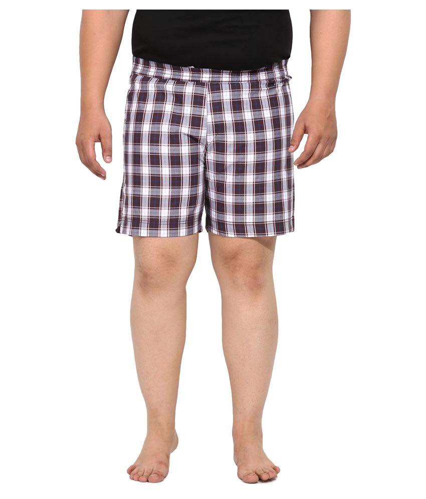 John Pride Multi Shorts