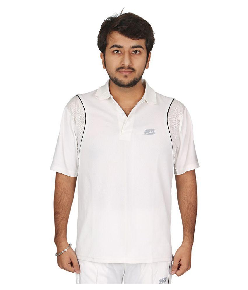 Vector X Striker Cricket T Shirt (Half Sleeves)