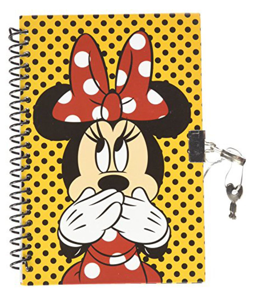 Disney Minnie Mouse 6-pc Journal Set