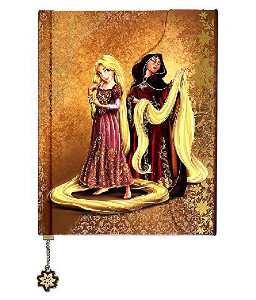 Disney Tangled Disney Fairytale Designer Collection Rapunzel and Mother Gothel Fairytale Journal