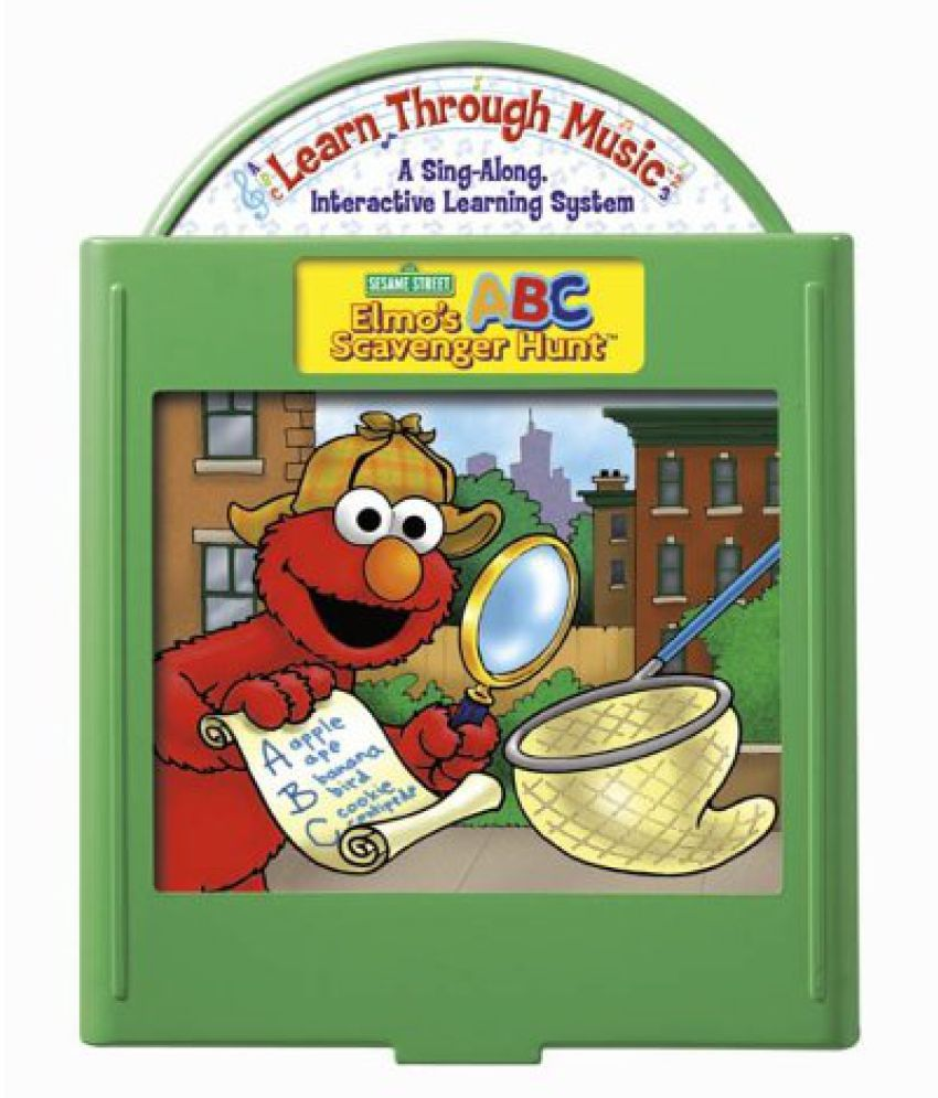 Fisher-Price: Learn Through Music Learning System - Elmo''s
