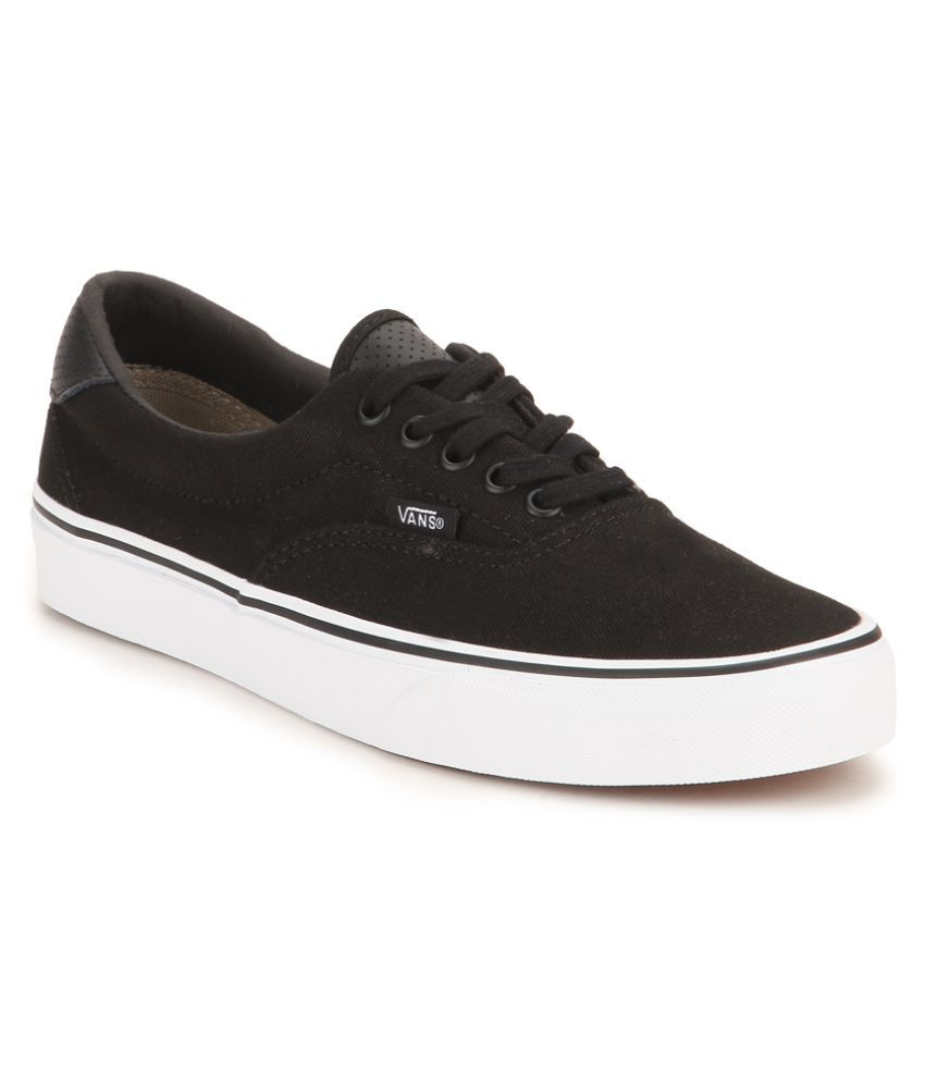 4a5d3d2dc12d20 Vans Era 59 Sneakers Black Casual Shoes - Buy Vans Era 59 Sneakers Black Casual  Shoes Online at Best Prices in India on Snapdeal