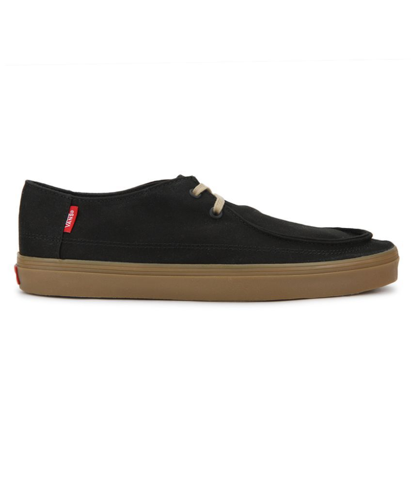 d74f2b061b6 Vans Rata Vulc SF Sneakers Black Casual Shoes - Buy Vans Rata Vulc ...