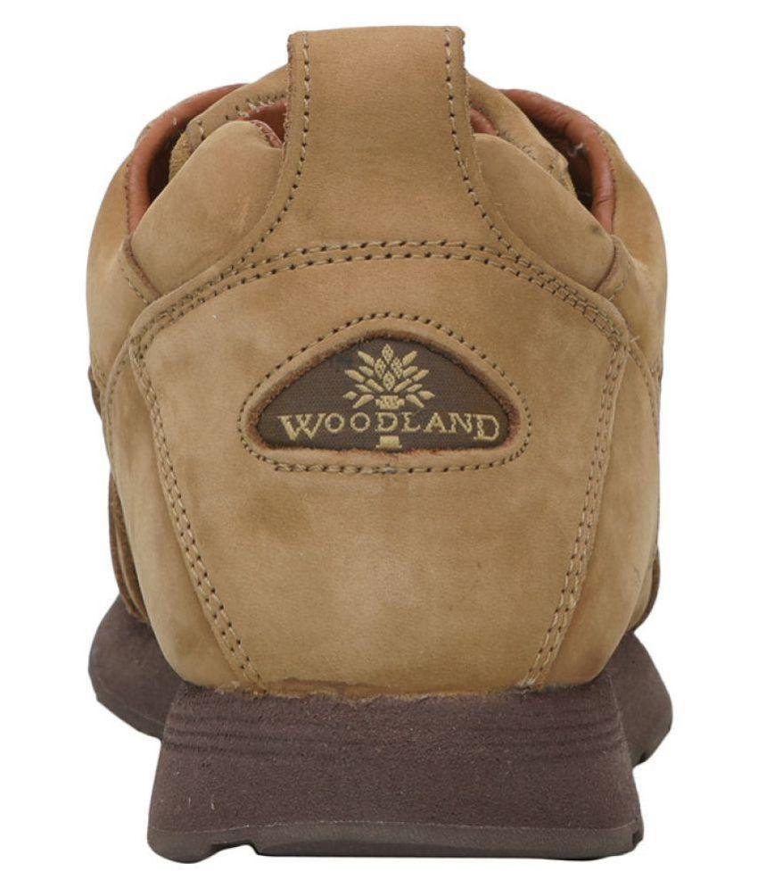 Buy Woodland G 777Y15-CAMEL Lifestyle