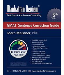 Manhattan Review GMAT Sentence Correction Guide [5th Edition]