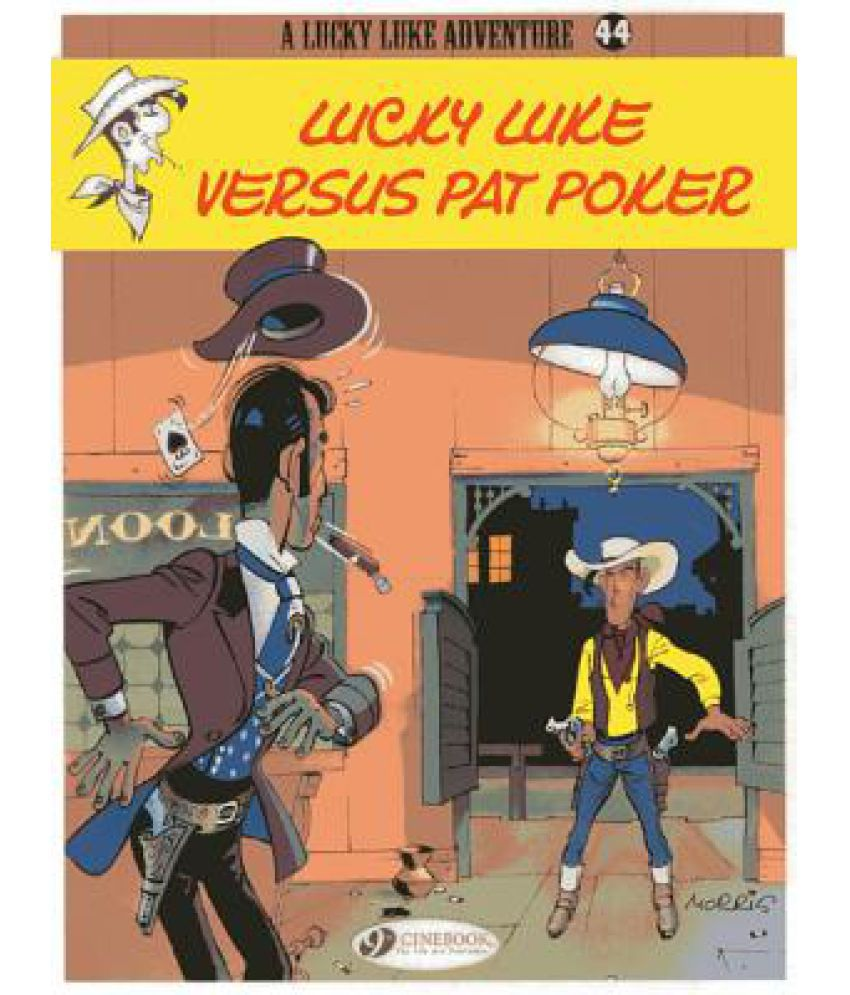 Lucky Luke Versus Pat Poker