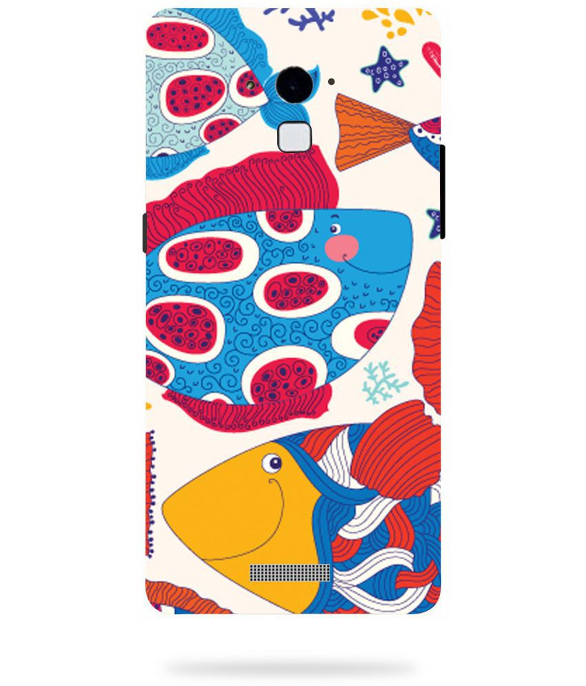 Coolpad Dazen Note 3 Printed Cover By ALDIVO