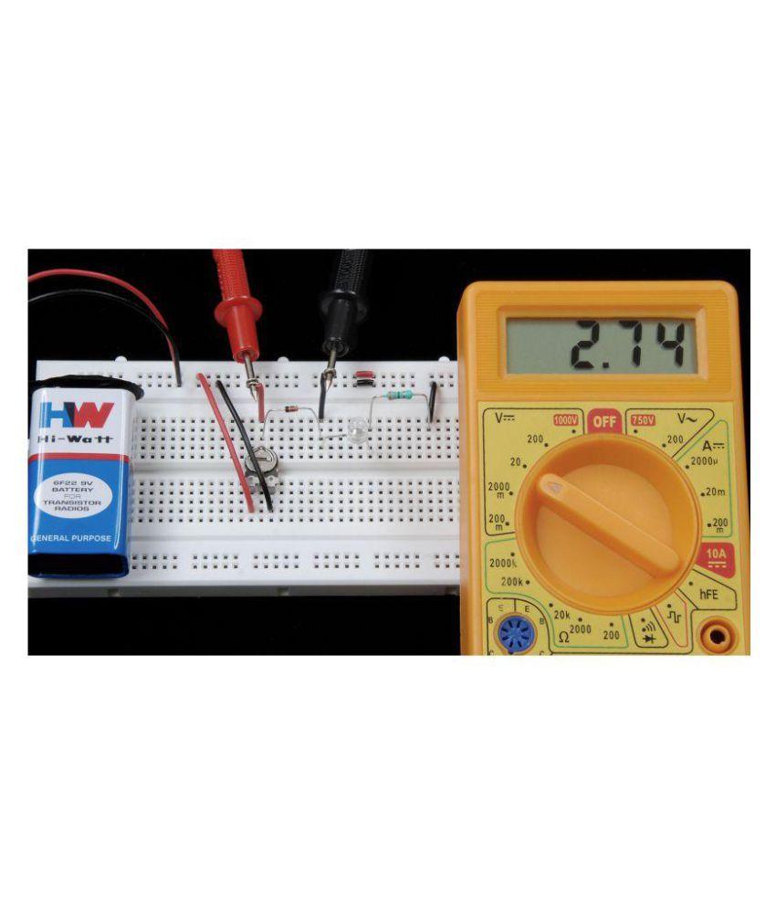 Cooljunk Zener Diodes Voltage Regulator Physics Project Kit Buy Diode Circuit