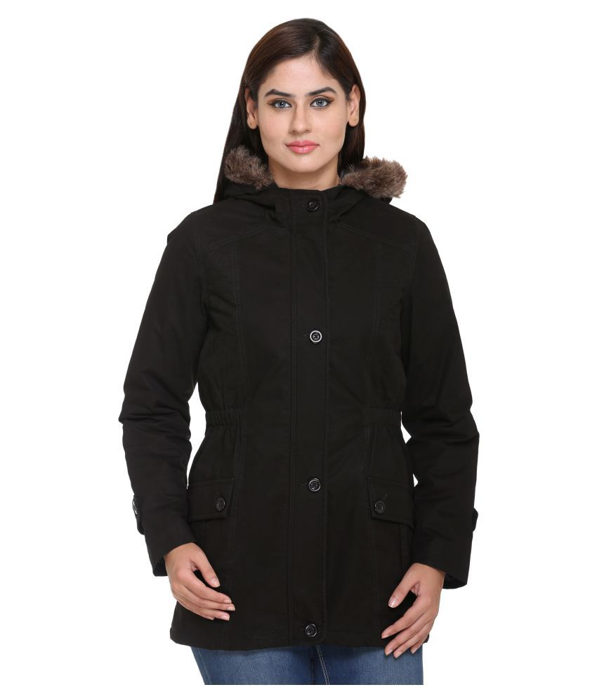 Trufit Cotton Parka Jackets