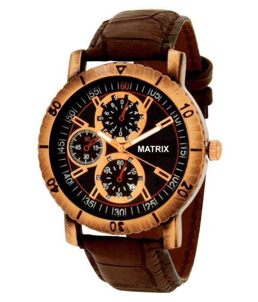 Matrix Watch Online