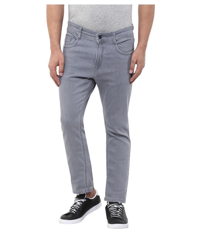 Monteil & Munero Grey Slim Solid