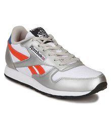 Reebok Gray Lifestyle Shoes