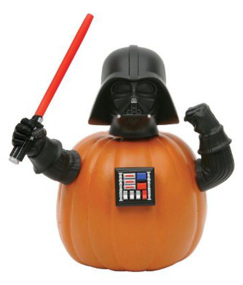 Star Wars Darth Vadar Pumpkin Push in Set 4 Pc