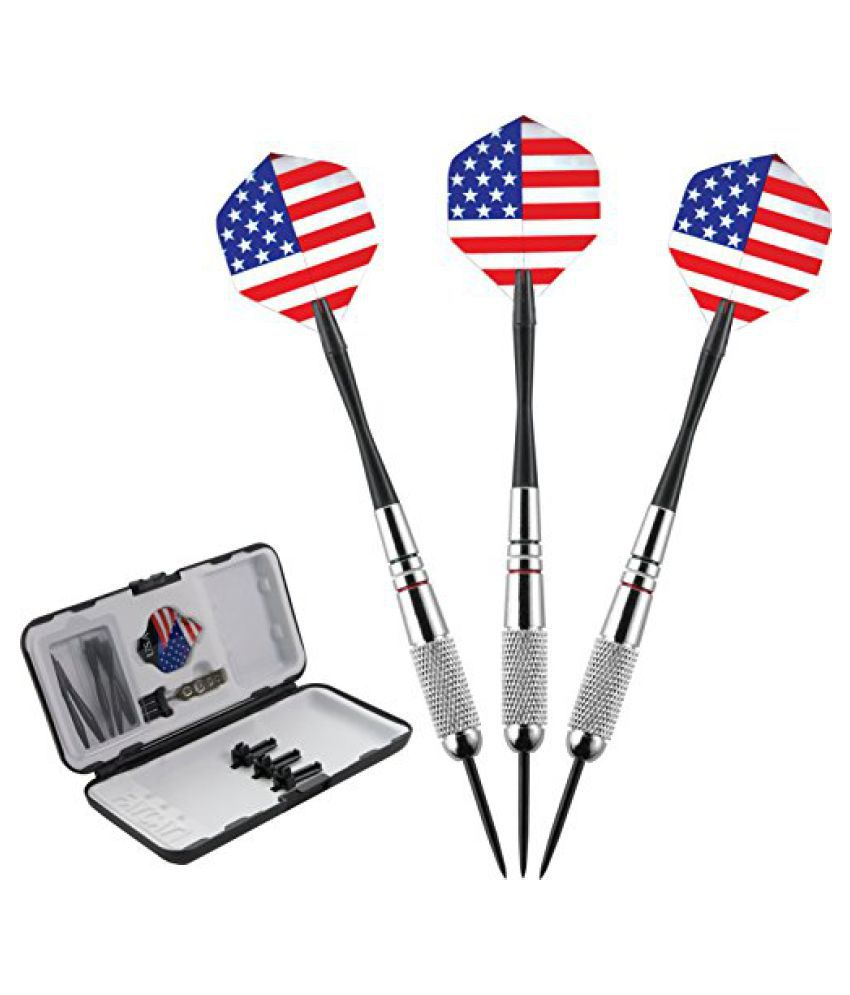 Fat Cat Support Our Troops Steel Tip Darts, 23 Grams