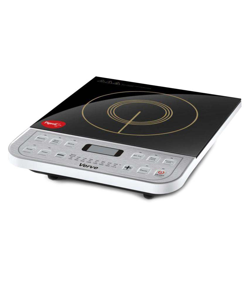 pigeon verve w induction cooktop