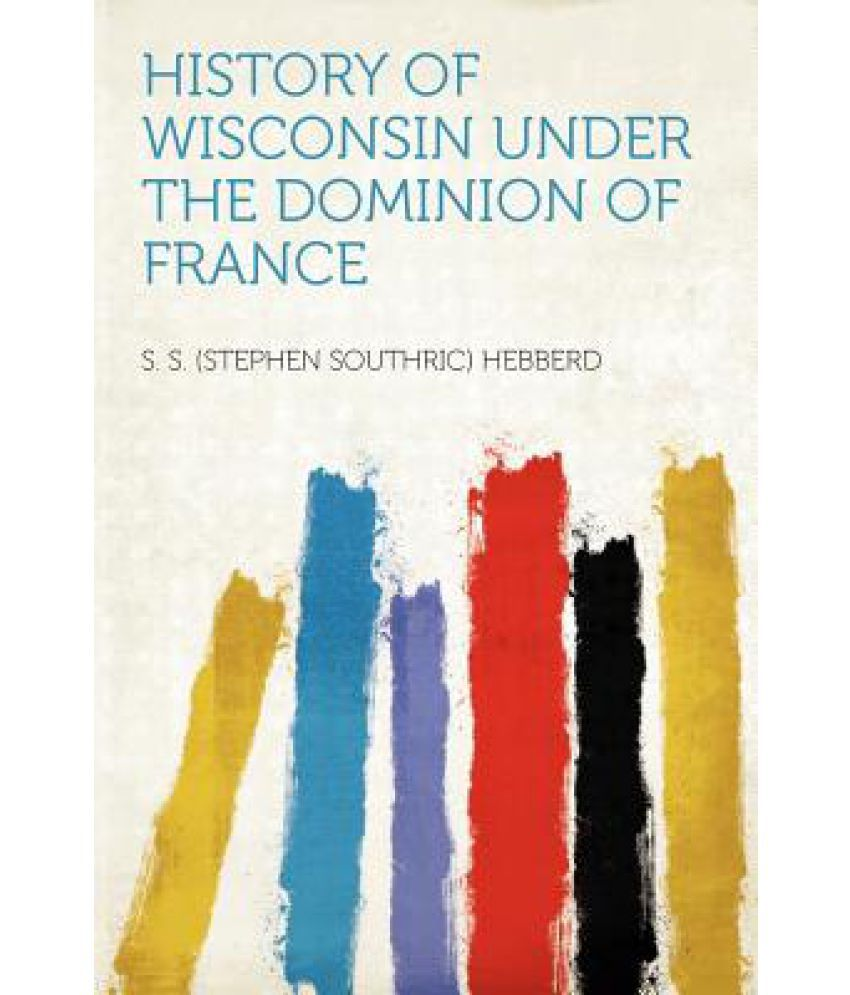 a history of wisconsin