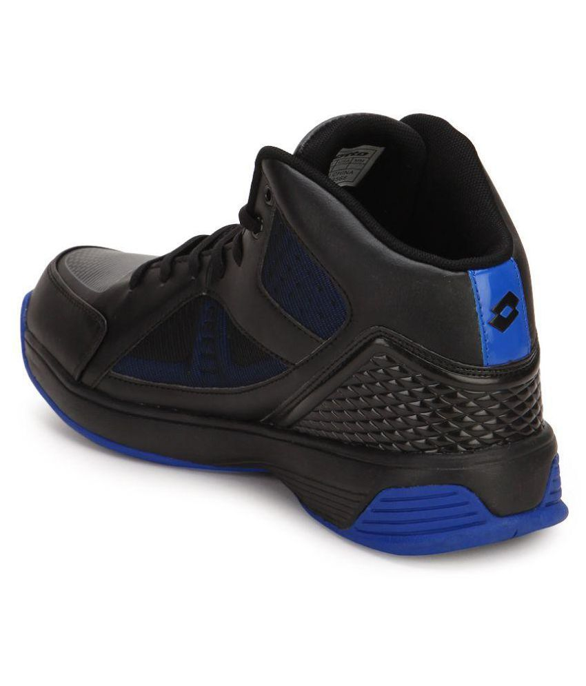 Lotto Black Basketball Shoes Lotto Black Basketball Shoes ...