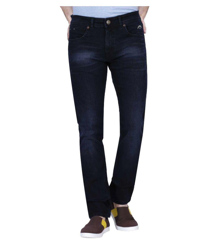 Smug Jeans Indigo Blue Slim Faded
