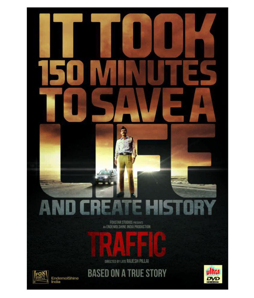 TRAFFIC 2016 Movie ( DVD )- Hindi