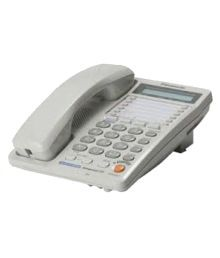 Panasonic KX-TC2378MXWD Corded Landline Phone ( White )