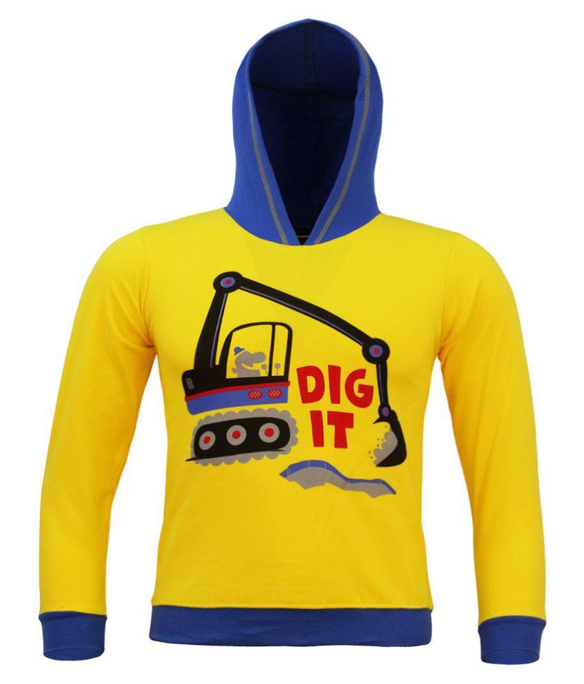 Kothari Yellow Sweatshirt
