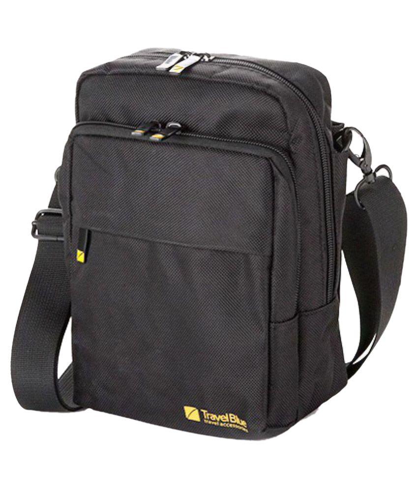 Travel Blue Black Travel kits - 1 Pc