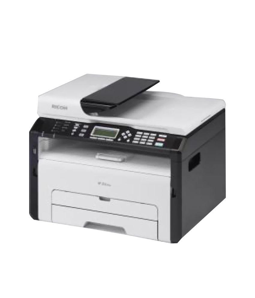 Ricoh SP 212SNW Multi Function B/W Printer