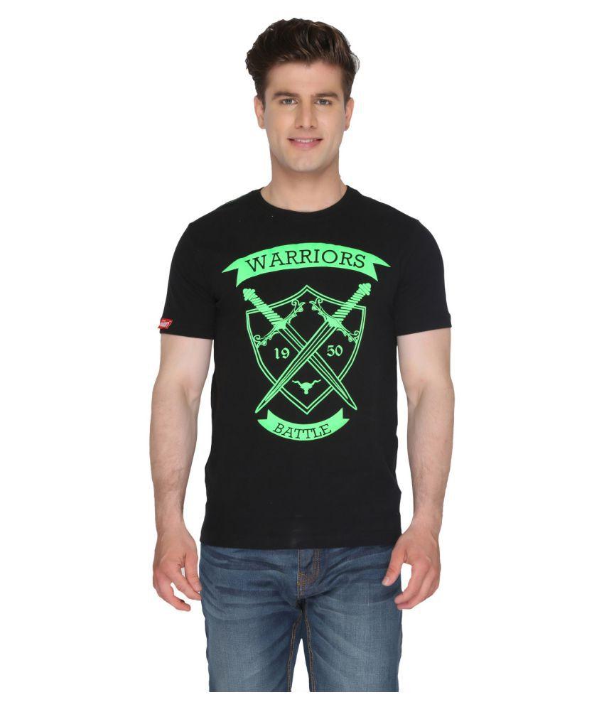 Again? Vintage Black Round T-Shirt