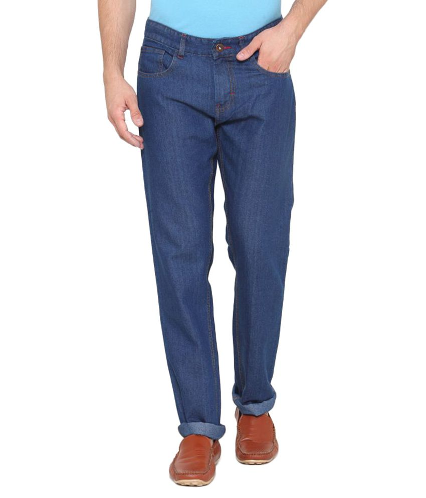 US Adventure Blue Slim Basic