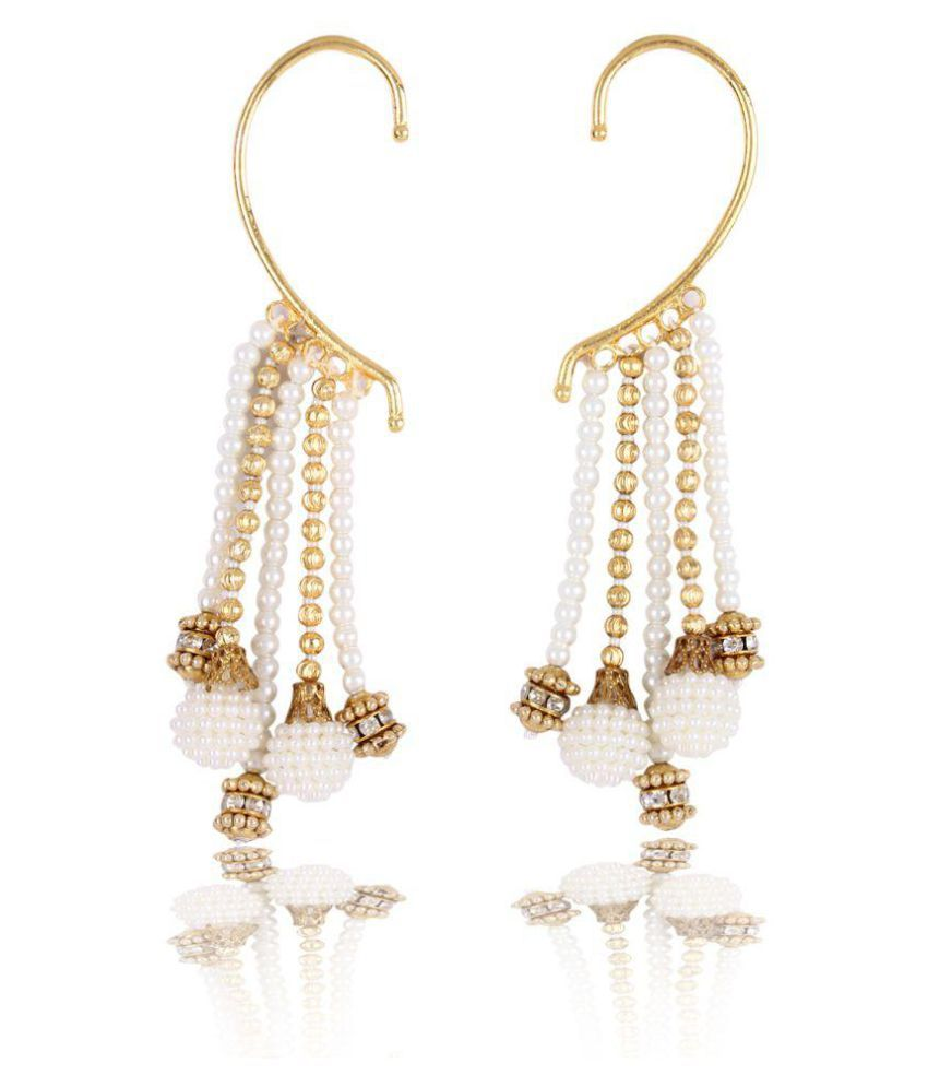 to wear - Pearl Stylish earrings for stylish girls video